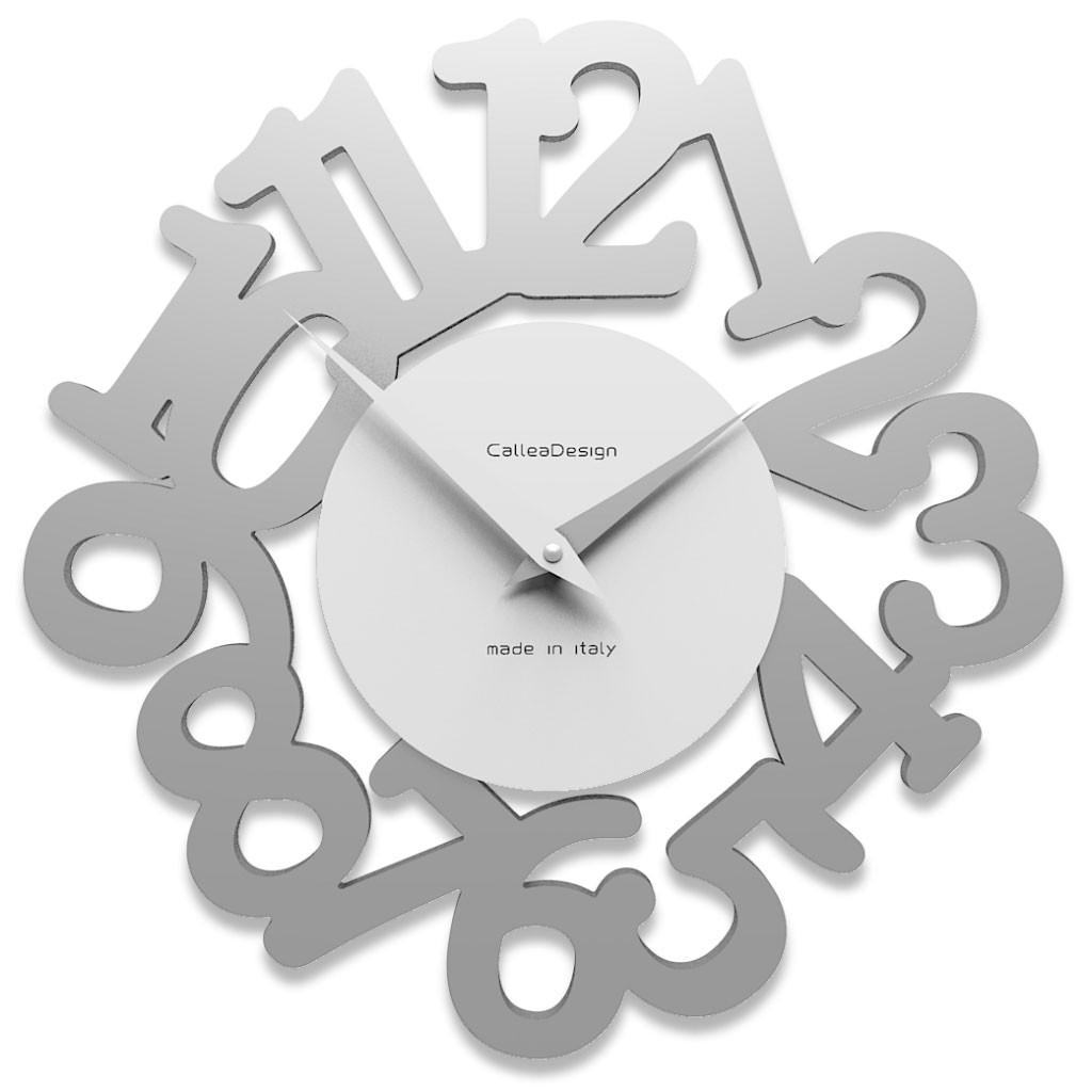 CalleaDesign Orologio da parete Mat