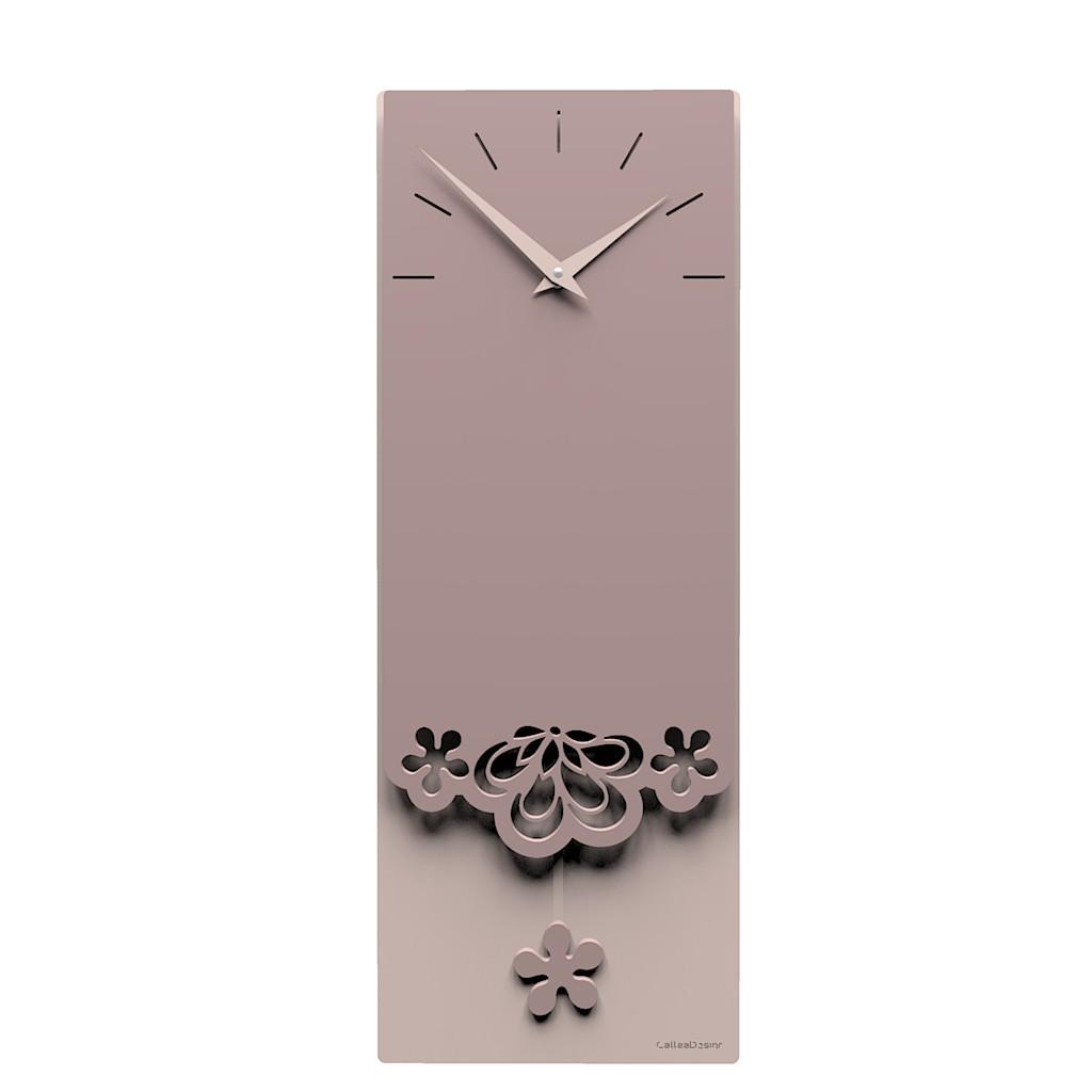 Callea design orologio a pendolo da parete in legno merletto.