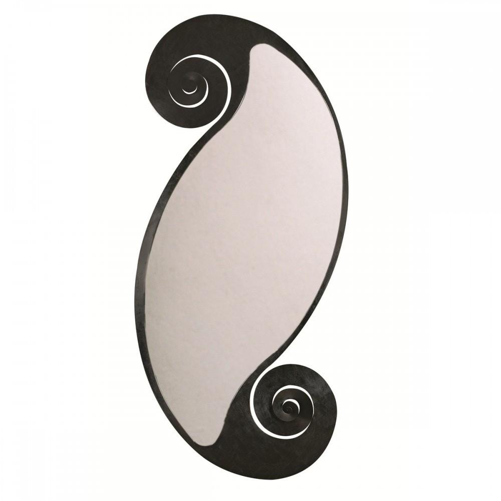 Arti e mestieri circe specchio a parete in metallo vari colori