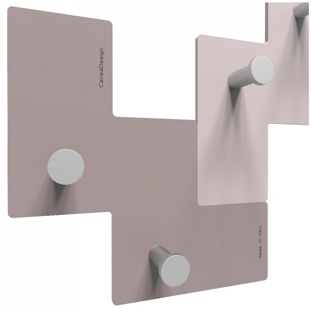 Callea design linea clo clo appendiabiti da parete in for Appendiabiti parete