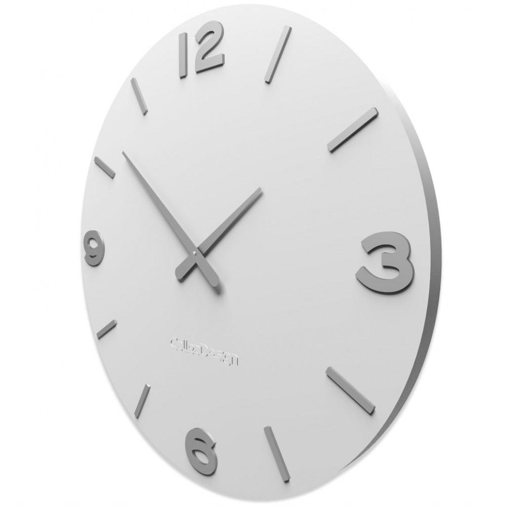 Callea design serie linea smarty orologio moderno da - Orologio design parete ...