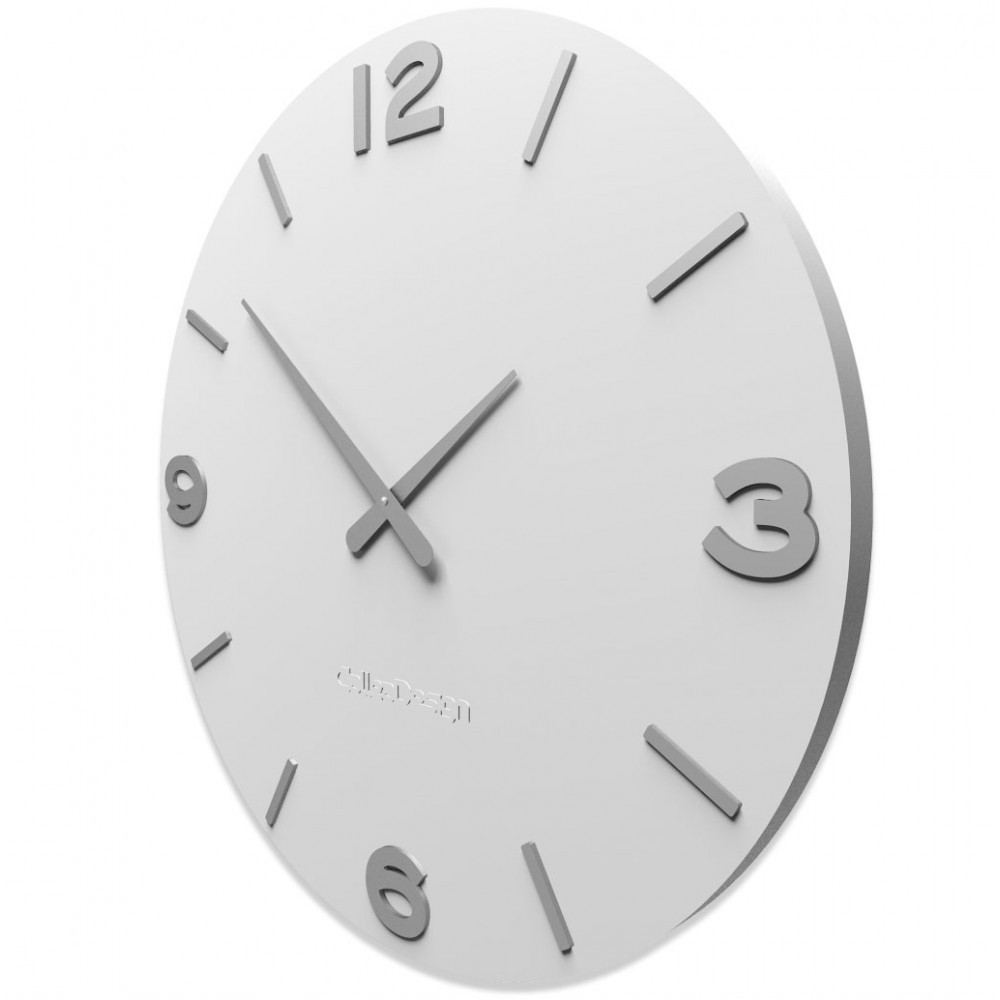 Callea Design serie Linea Smarty orologio moderno da parete moderno ...