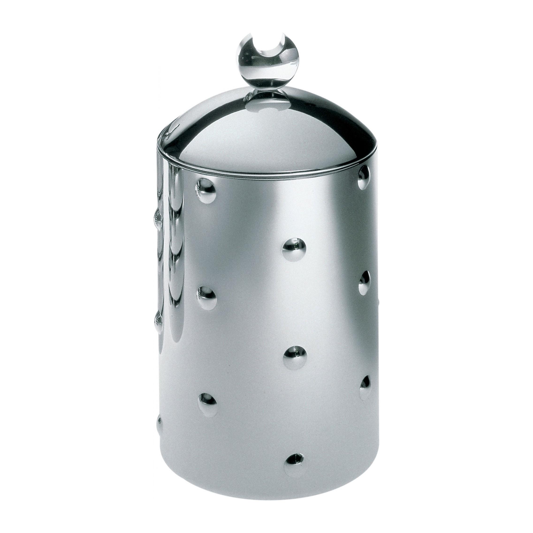 Barattolo qlessi in acciaio 1 collezione kalist for Barattoli alessi vendita online